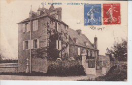 MONEIN - Le Château Robert  ( ETAT ) - France
