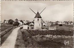 Ile De Noirmoutier-barbatre-le Moulin Du Gois Et Le Pays-cpsm - Ile De Noirmoutier