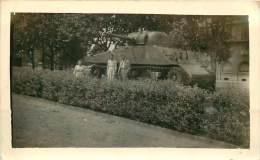 """TO-13-1384 : Photo Format 6 X 9 Cm :Tank Char """"Cherbourg """" De La 2 DB Du Maréchal Des  Logis Zimmer à Strasbourg - Guerre, Militaire"""