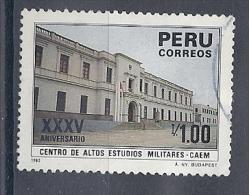 130604935  PERU  YVERT   Nº  847 - Perú