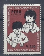 130604936  PERU  YVERT   Nº  848 - Peru