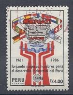 130604942  PERU  YVERT   Nº  852 - Peru