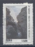 130604949  PERU  YVERT   Nº  859 - Peru