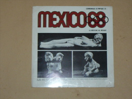 Mexico 68 Communique Olimpique 35 - La Medecine Au Mexique - Altri