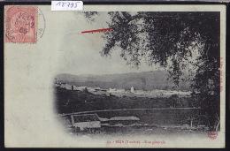 Tunisie - Béja : Vue Générale - Vers 1906 (12´795) - Tunisie