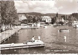 AK 717  Velden Am Wörthersee - Motiv Um 1960 - Velden