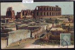 Tunisie - El-Djem: Le Colisée - Vers 1907 (12´799) - Tunisie
