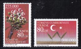 Turkey - 2000 - ( Grand National Assembly, 80th Annivv. ) - Complete Set - MNH (**) - 1921-... República