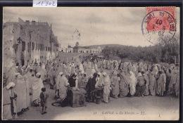 Tunisie - Gafsa : Le Marché International - Vers 1907 (12´802) - Tunisie