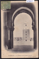 Tunisie - Kairouan :  Le Minaret De La Grande Mosquée (12´804) - Tunisie