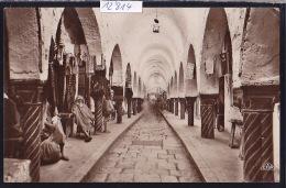 Tunisie - Tunis : Le Souk Des Etoffes Avec Marchands - Ca 1930 (12´814) - Tunisie