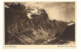 Cp, 73, Val D'Isère, Route Du Col De L'Iseran - Val D'Isere