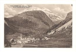 Cp, 73, Val D'Isère, Signal De La Touvière Et Le Pourri - Val D'Isere