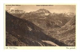 Cp, 73, Val D'Isère, Vue Générale - Val D'Isere