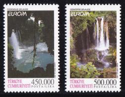 Turkey - 2001 - ( Europa ) - Complete Set - MNH (**) - 1921-... República