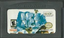 - JEU GAME BOY ADVANCE ICE AGE USA (FONCTIONNE SUR SP) - Nintendo Game Boy