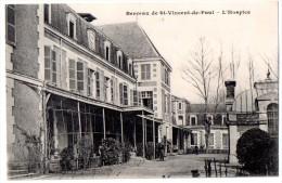 CPA 1914 BERCEAU DE ST VINCENT DE PAUL L'HOSPICE - Dax