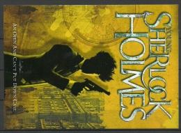 Werbepostkarte Advertising Post Card Sherlock Holmes Movie Kino Unused - Unclassified