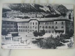 Briançon (1321m) Rue Mercerie & L´église - 2 Militaires Dans La Rue - Carte De 1914 En Bon état - Briancon