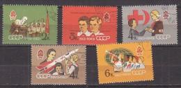 PGL AY431 - RUSSIE Yv N°2520/24 - 1923-1991 URSS