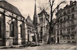 SUISSE GENEVE CATHEDRALE DE ST PIERRE CHAPELLE DES MACCHABEES ET AUDITOIRE DE CALVIN - GE Genève