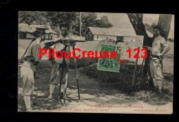 """VIET NAM - SAIGON - """" Cours De Tir Aux Tirailleurs Annamites """" - Vietnam"""