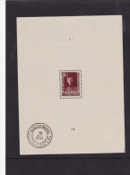 BLOK NR3  KORPORAAL-CAPORAL  *   ZEGEL TIMBRE**  JUISTE AFMEETINGEN DIMENSION JUSTE - Blocs 1924-1960