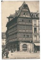Cpa: 67 STRASBOURG Mason KAMMERZELL (Petite Animation) N° 42 - Strasbourg