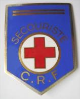 SERVICE SANTE CROIX ROUGE : SECOURISTE CRF - Services Médicaux