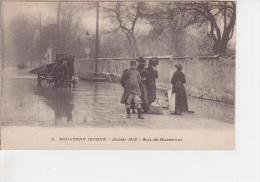 92.032/ BOULOGNE Inondé - Janvier 1910 - Rue De Buzenval - Boulogne Billancourt