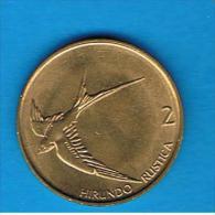 ESLOVENIA - 2 Tolar 2000 - Eslovenia