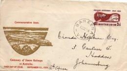 Australia 1954 FDC - FDC