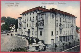 VARAZDINSKE TOPLICE ( Near Varazdin )  - Josipovo Svratiste  ( Croatia ) * Travelled 1915. - Croatia