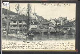 DISTRICT D´ORBE /// VALLORBE - TB - VD Vaud