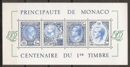MÓNACO 1985 - Yvert #H33 - MNH ** - Mónaco