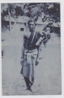 TIMOR EX  PORTUGUESE COLONY TIPOS E COSTUMES  COMPANHIA DE TIMOR  2 SCANS - East Timor