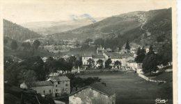 CPSM 07 ST CIRGUES EN MONTAGNE VUE GÉNÉRALE EST 1949 - Other Municipalities