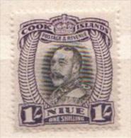 Niue MLH Stamp, WM 2 - Niue