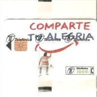 Tarjeta  Telefonicas Nueva.- Publicidad  Tabaco - Spain