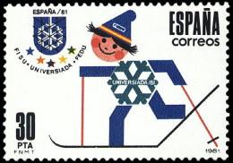 ESPAÑA Nº 2608 ** UNIVERSIDAD - 1971-80 Neufs
