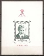 MONACO 1979 - Yvert #H16 - MNH ** - Familias Reales