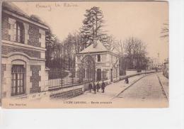 92.073/ BOURG LA REINE - Lycée Lakanal - Entrée Principale - Bourg La Reine