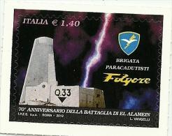 2012 - Italia 3421 Stemmi^ - Francobolli