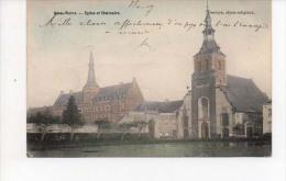 Basse Wavre église Et Le Séminaire Colorisée - Wavre