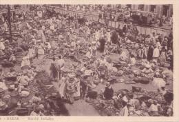 DAKAR - MARCHE INDIGENE (dil36) - Senegal