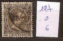 Espagne 197 Oblitéré Côte 6 € - 1889-1931 Regno: Alfonso XIII