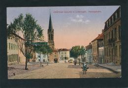 CHATEAU SALINS - Nanzigstrasse - Chateau Salins
