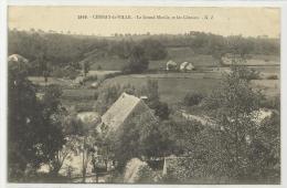 CERNAY LA VILLE (78) - CPA - LE GRAND MOULIN ET LES COTEAUX - Cernay-la-Ville