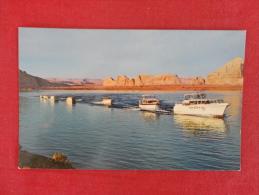 - Arizona > Lake Powell  Boating Canyon Tours  Not Mailed  Ref 1063 - Lake Powell