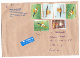 09.04.2006 ?  -  Bedarfsbeleg, Gelaufen V. Yanawa Nach Linz / Österreich  -  Siehe Scan  (thai 004) - Thailand